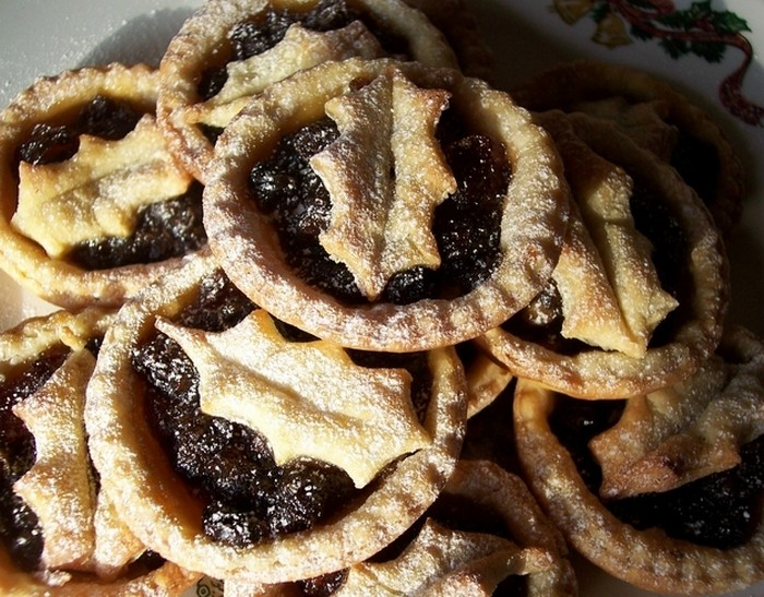 England - Mince Pies Recipe