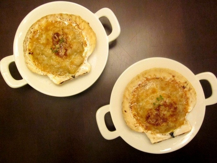 France - Coquilles Saint-Jacques Recipe