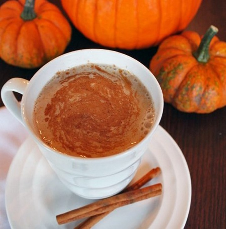 Pumpkin Pie Steamer recipe