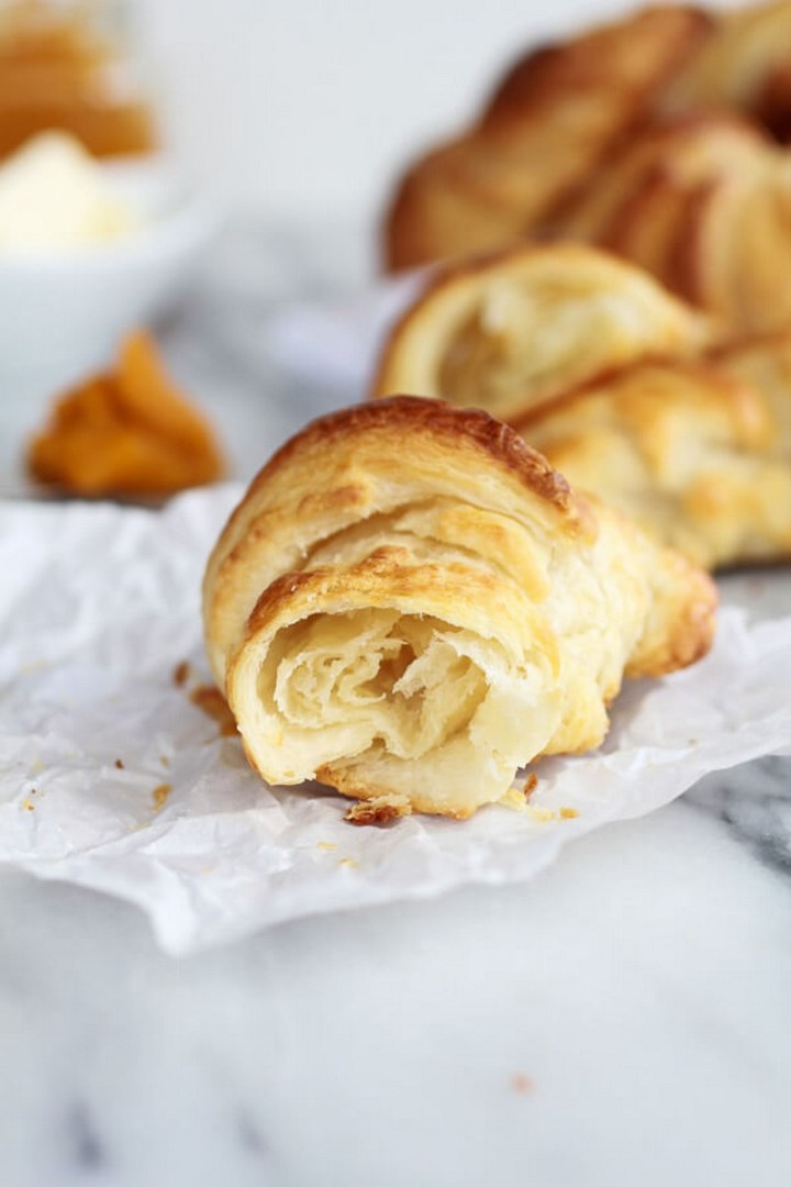 Step-by-Step Homemade Croissants Recipe