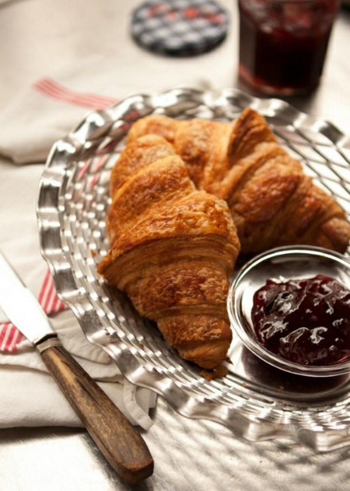 Whole Wheat Croissants Recipe