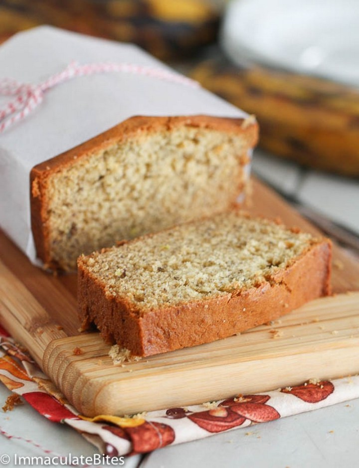 Plantain Bread/Cake recipe