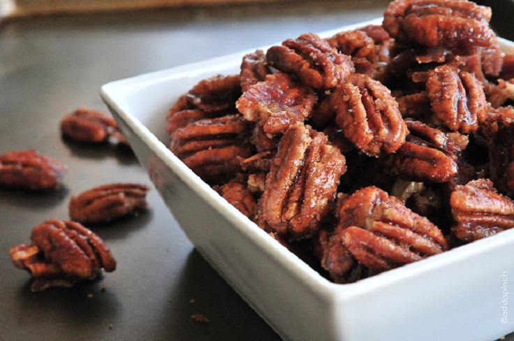 Top 10 Healthy Nut Recipes