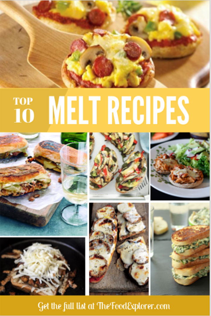 Top 10 Best Melts Recipe Ideas