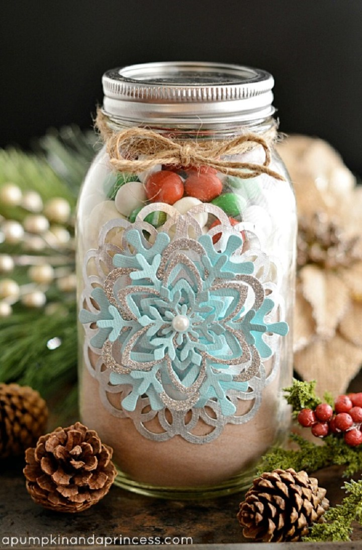 Top 10 Ideas For Sweet Christmas Gifts In A Jar The Food Explorer