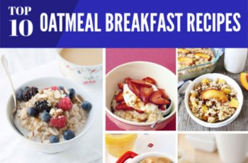 Top 10 Healthy Oatmeal Breakfast Recipes