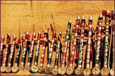 Musical instrument ektara
