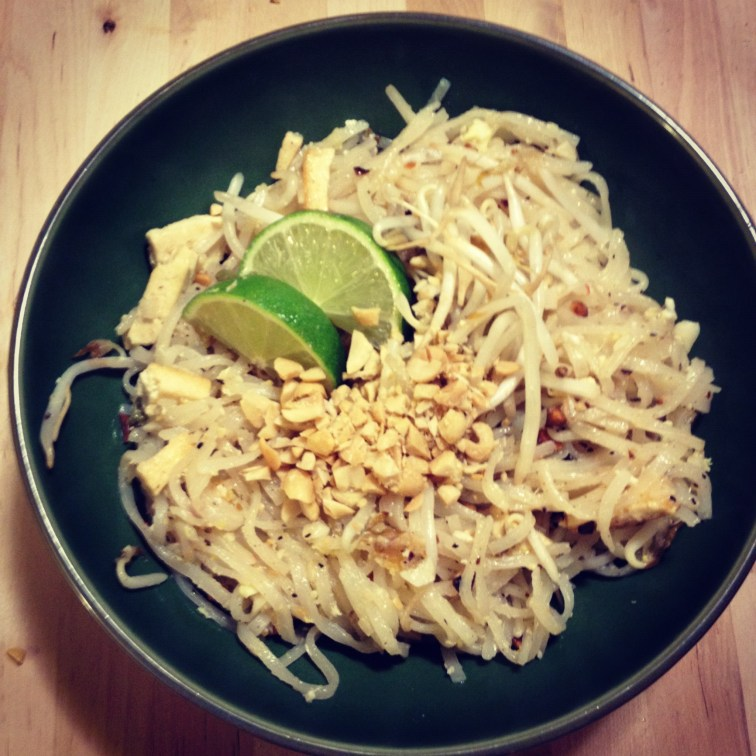 Recipe Pad Thai