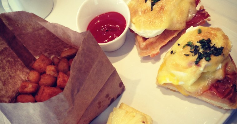 Brunch at Tempo Food+Drink, Halifax: The history of Eggs Benedict