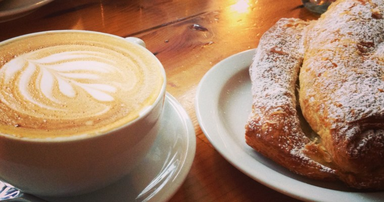 Coffee at Two If By Sea: Halifax