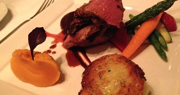 Dinner at Stories Fine Dining: Halifax