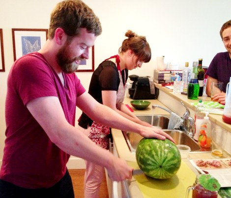 Watermelon Prep
