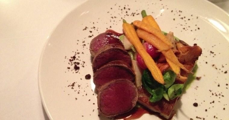 Dinner at Gio: Halifax