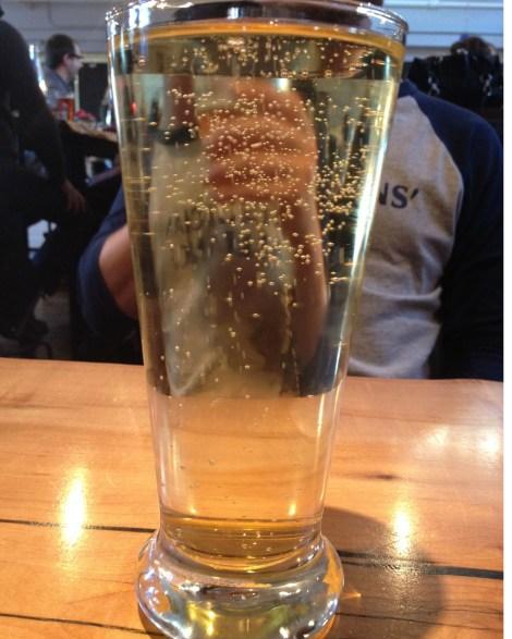 Cider at Lion&Bright