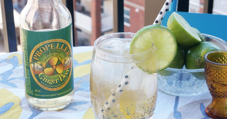 The History of the Moscow Mule + a recipe