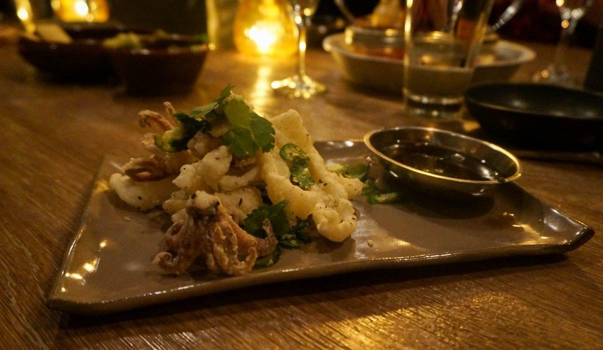 calamari.adelaid oyster house