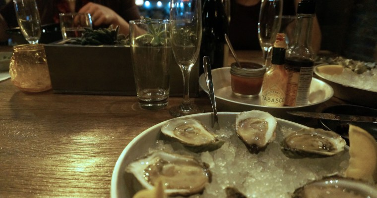 The Adelaide Oyster House: St. John's