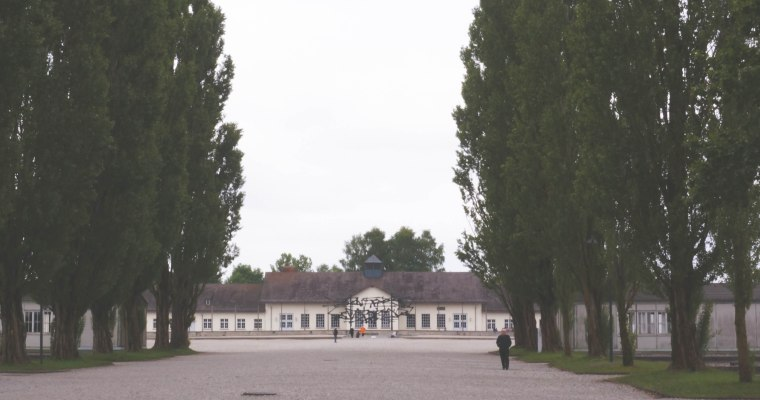 Dachau: Being a tourist at a concentration camp
