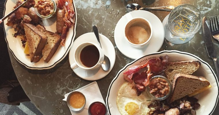 Brunch at The Drake Hotel: Toronto