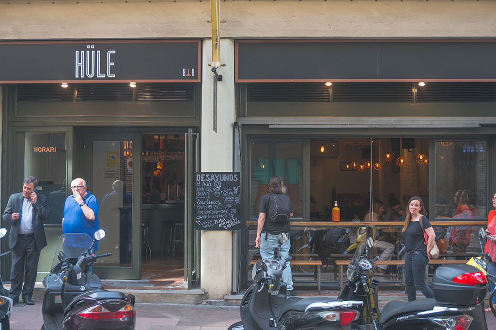 A Barcelona guide to eating breakfast