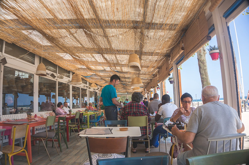 A Barcelona guide to eating lunch