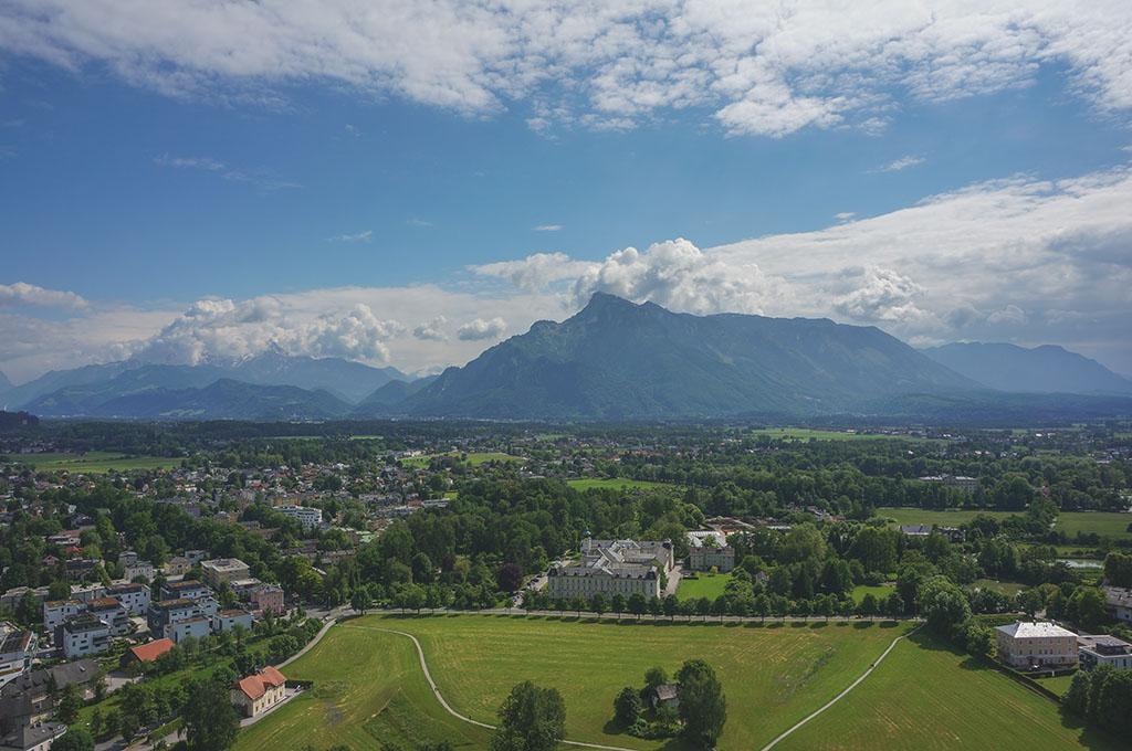 Views from Salzburg