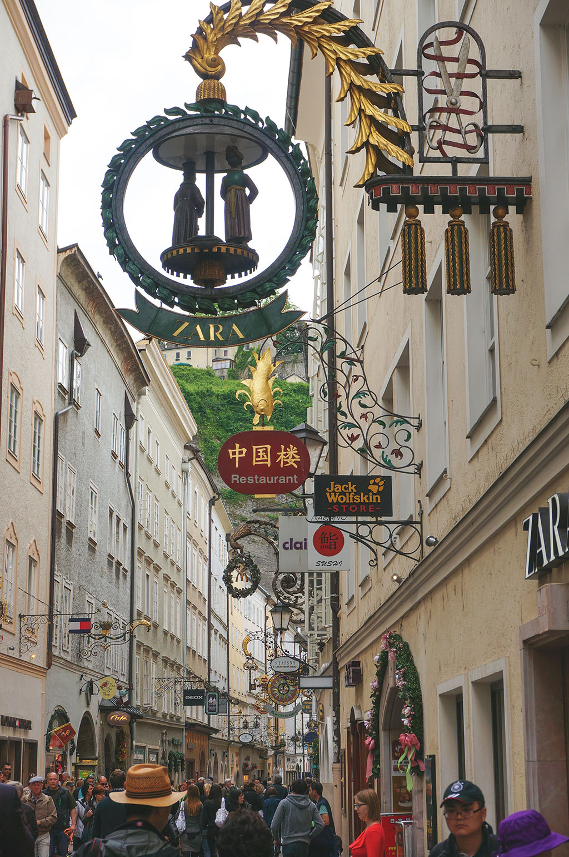 Salzburg Zara