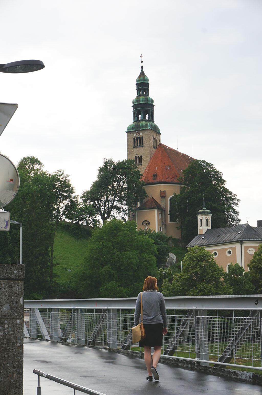 Wandering Salzburg