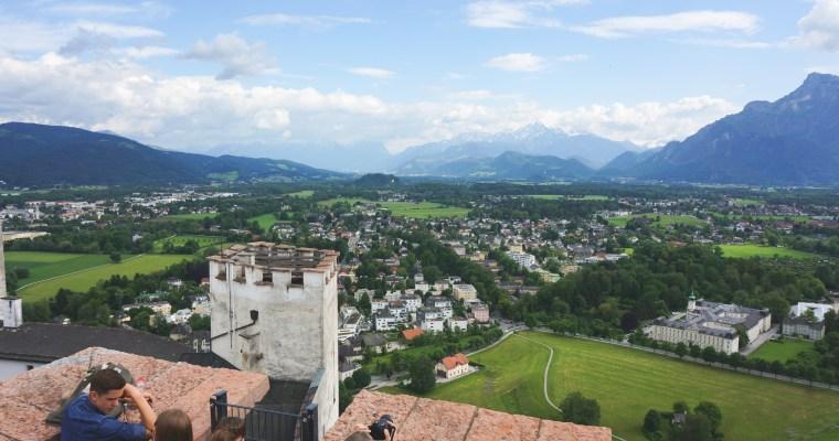 36 Hours in Salzburg