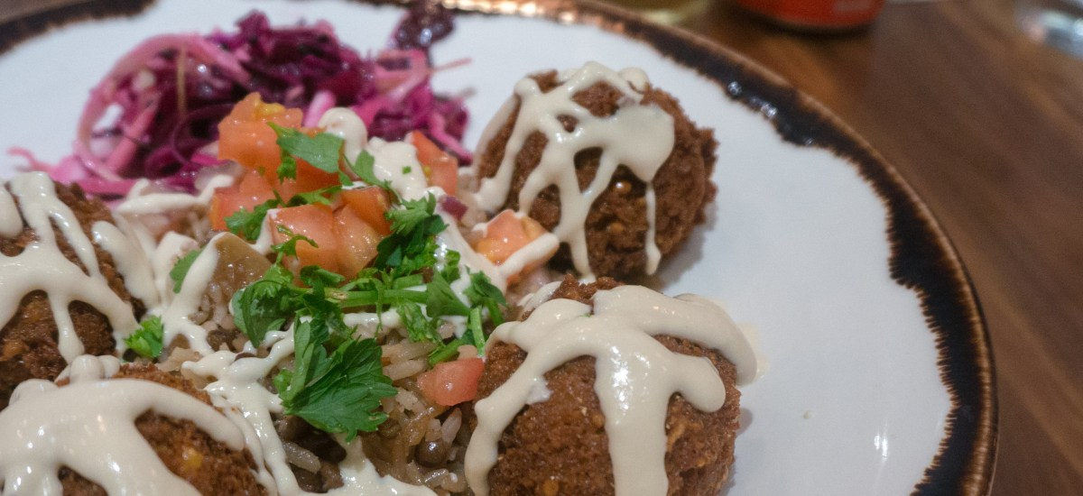 Souk Tabule for Brunch, Lunch and Dinner: Toronto