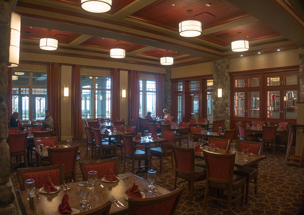 1000IslandsHarborHotel.Dining Room