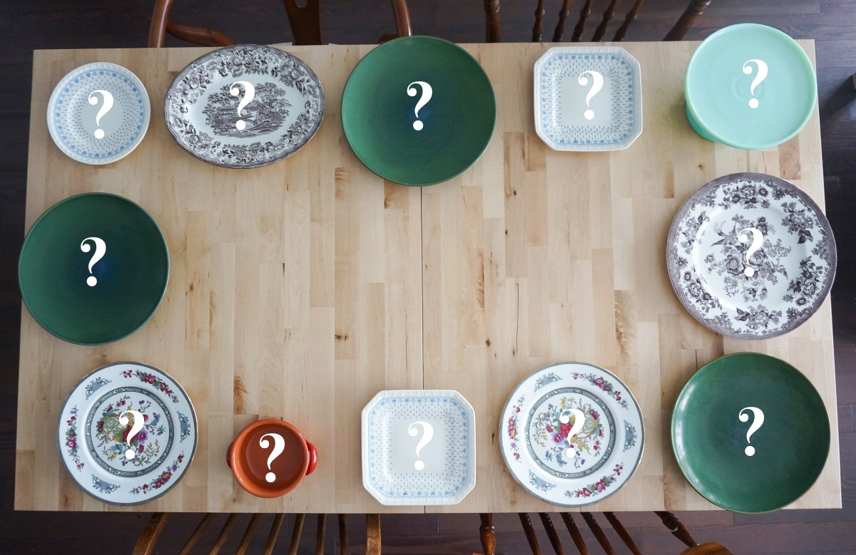 question around the world in 12 plates