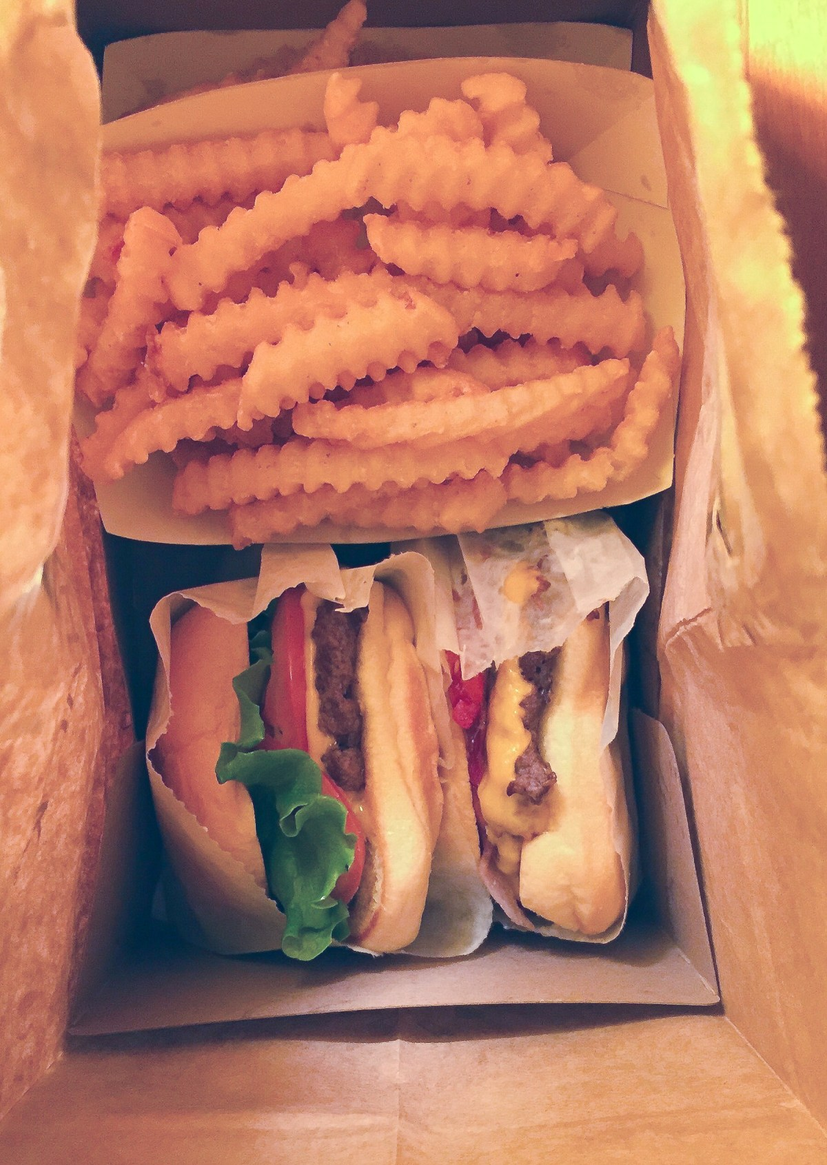 72 Hours in Chicago Shake Shack