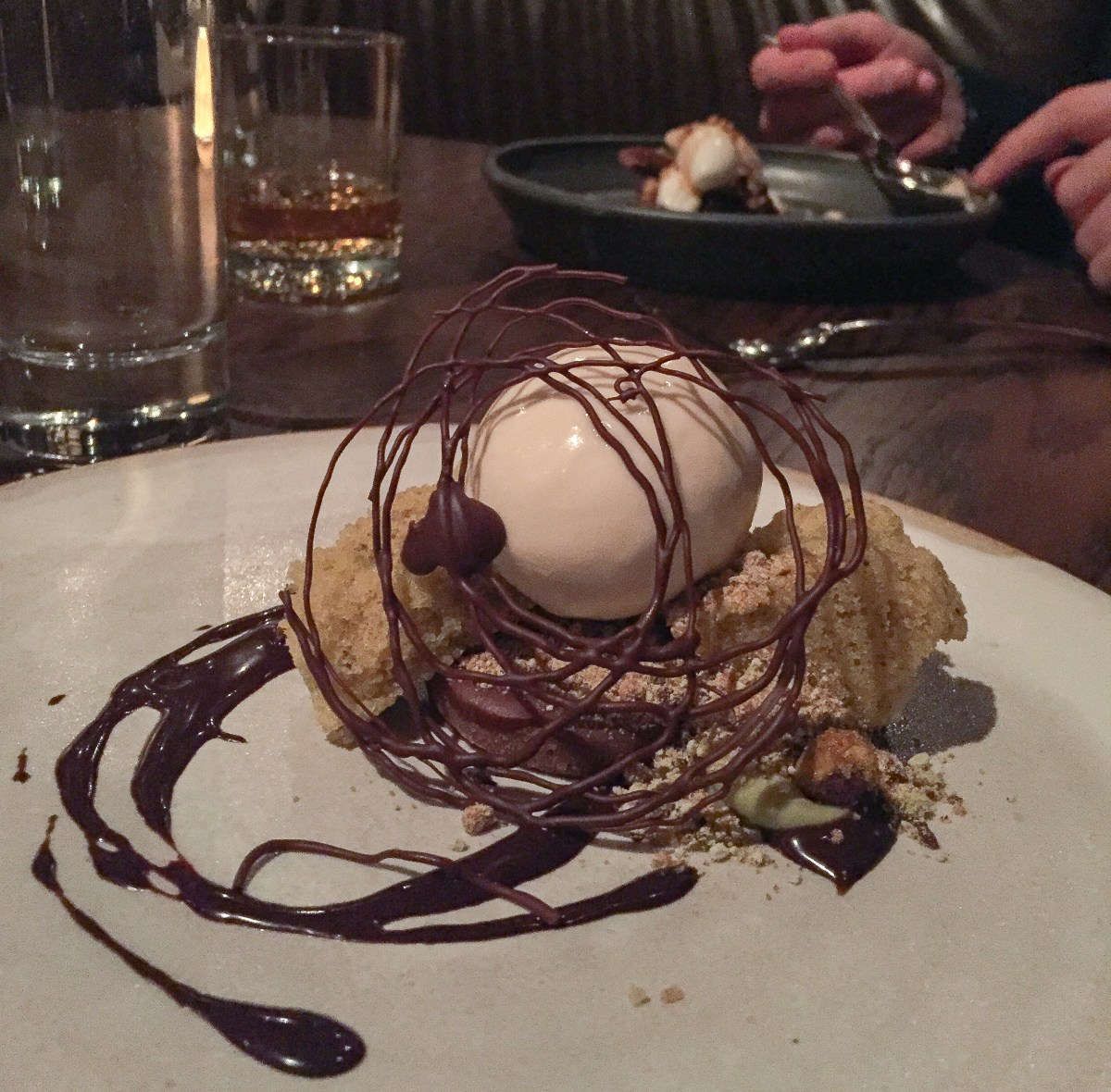 72 Hours in Chicago Dessert at Boka