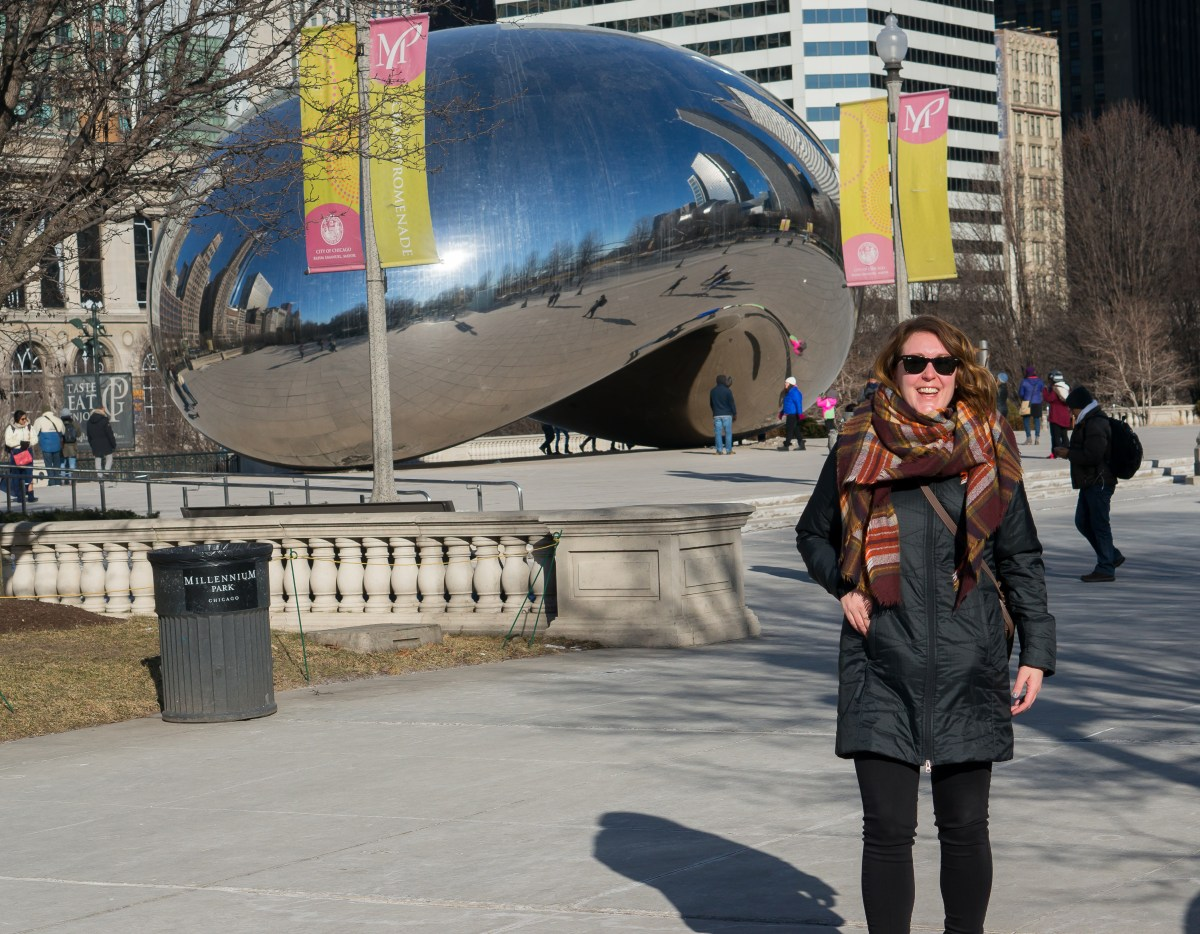 72 Hours in Chicago seeing the bean