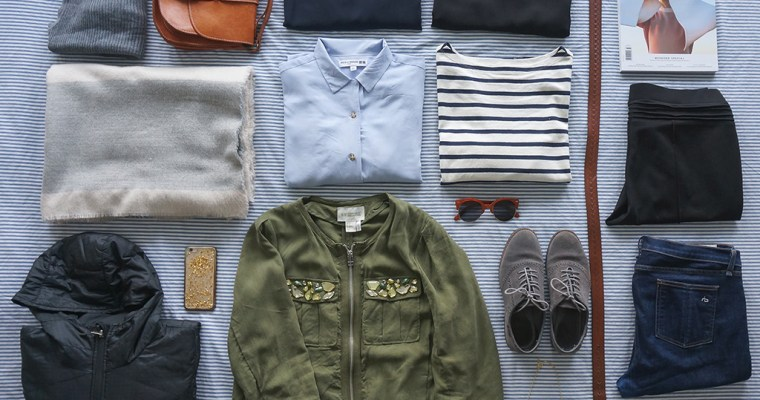 How to pack a carry-on for multi-season trips   Winter/Spring
