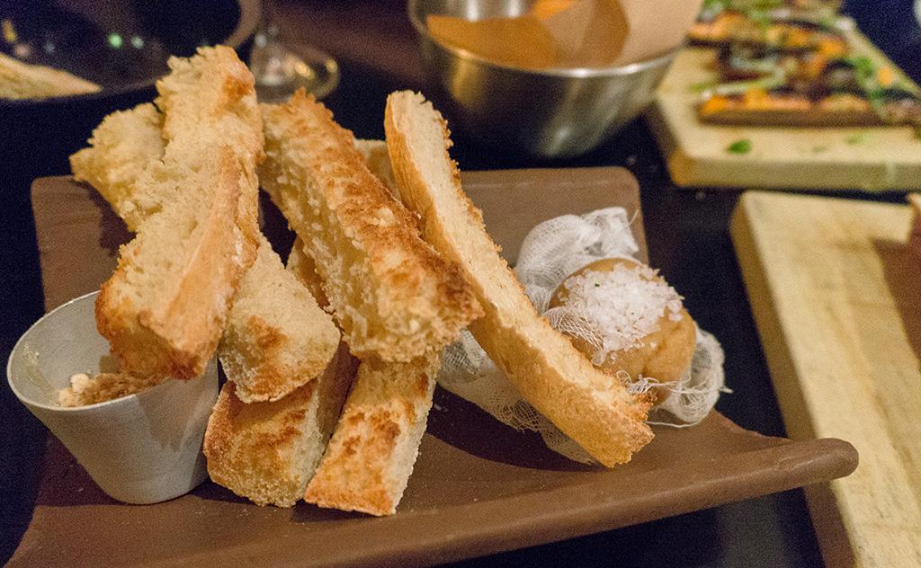 The Food Girl in Town.Foie Gras Gabinoteca 24 Hours of Eating in Madrid