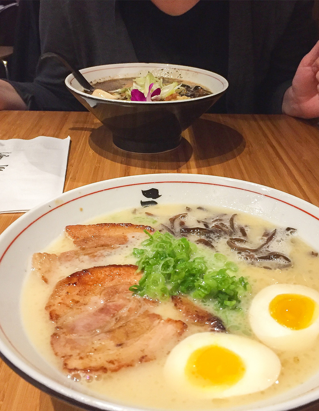 Ramen.The Food Girl in Town.Ottawa Restaurants