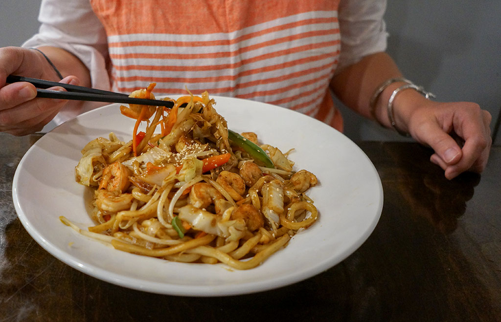 Noodle Nami St. Johns Noodles The Food Girl in Town