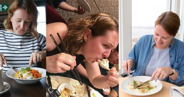 Feeding the Sixth… Blogiversary