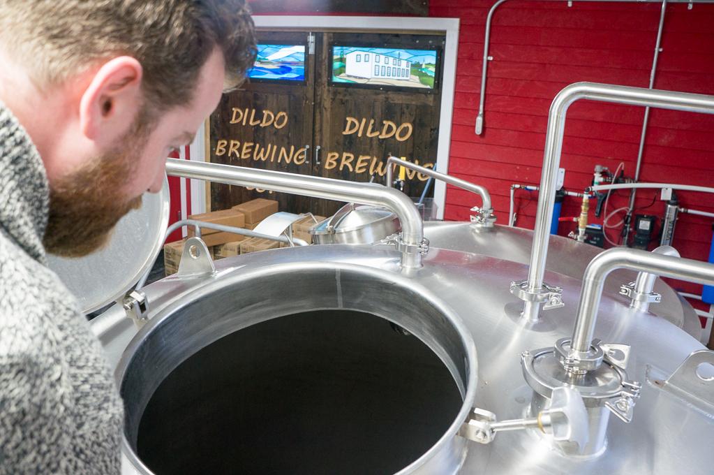 Dildo Brewing Co Tour