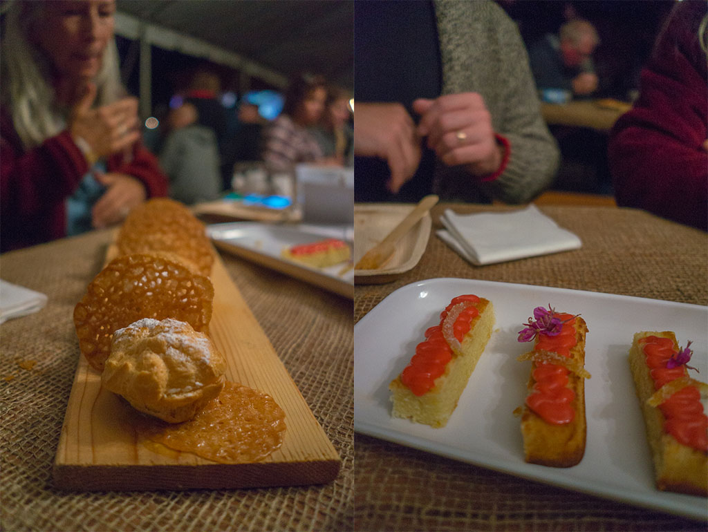 Roots Rants and Roars 2018 Dessert at the Feast