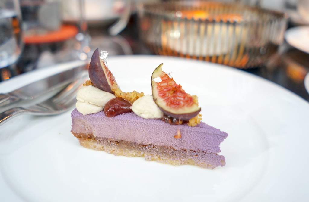 Fig Tart Jean Georges