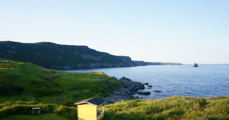 The Newfoundland Staycation Bucket List