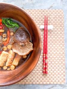 Recipe: Vegan Pho