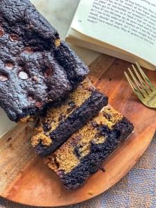 brookie loaf cake recipe
