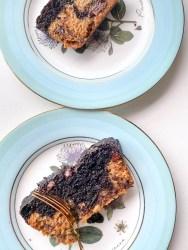 brookie loaf cake