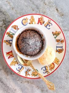 Recipe: Chocolate Lava Cake