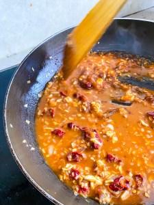 Hot & Sour Sauce Recipe