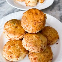 Bake These Cheddar Scones For A Savoury Treat